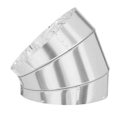 Rigid Tunnel 45° Elbow for TGR 014, THR 014, TCR 014, TMR 014 and TLR 014 SUN TUNNEL Tubular Skylights