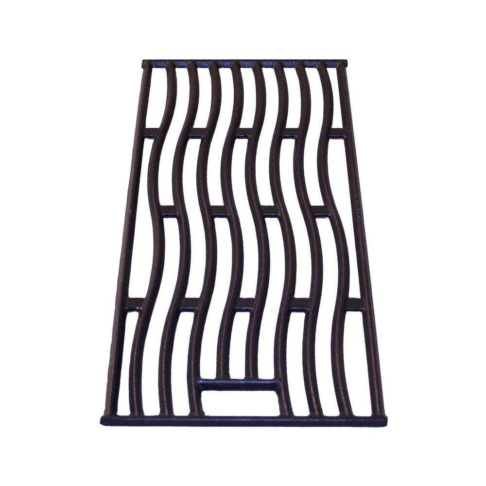 17.17 in. x 8.27 in. Cast Iron Wave Shape Cooking Grid