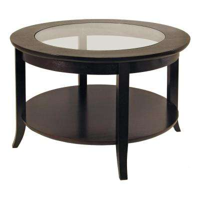Genoa Espresso Coffee Table