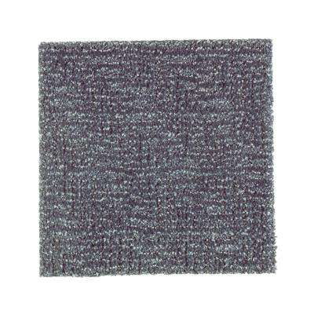 Carpet Sample - Scarlet - Color Cascade Pattern 8 in. x 8 in.