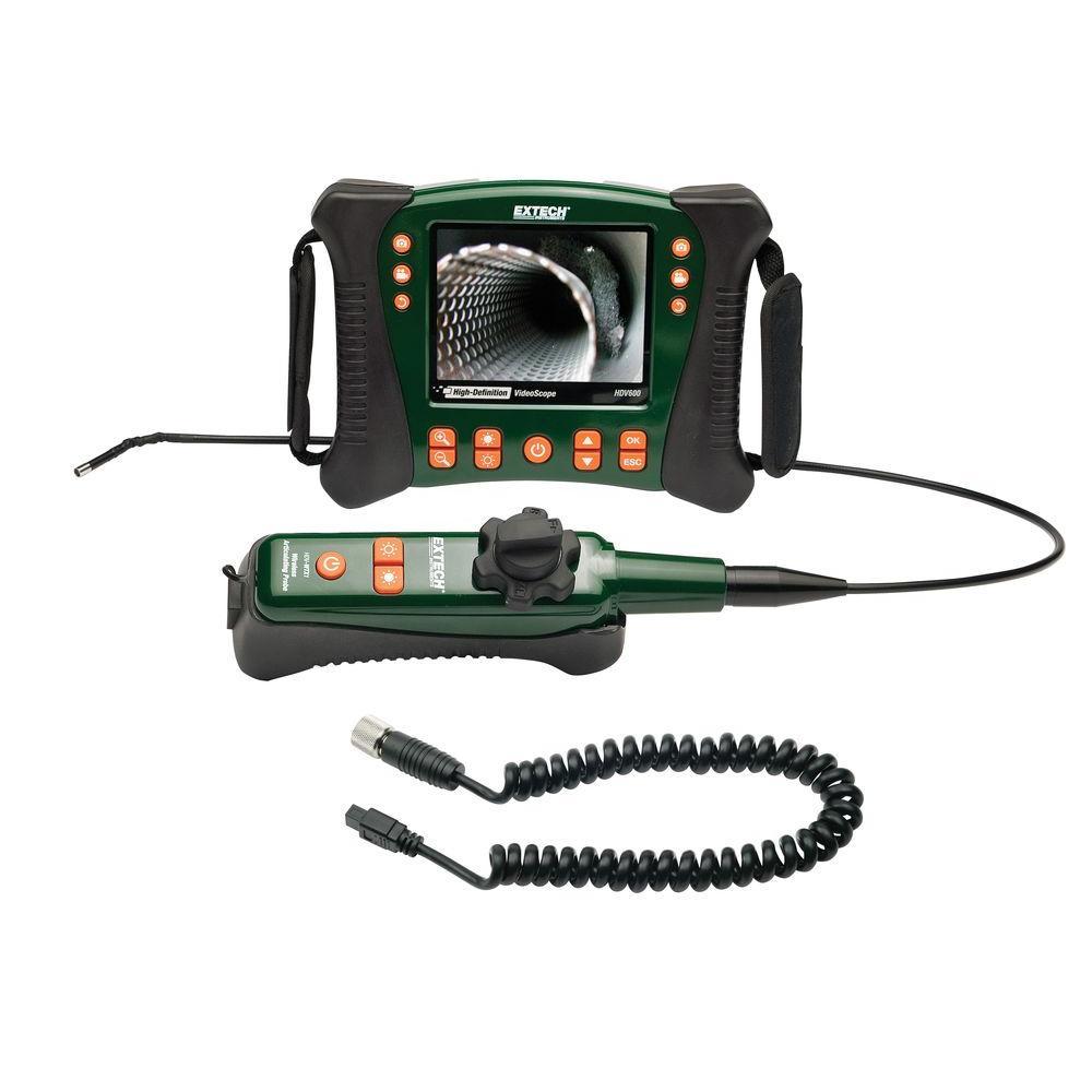 Extech Instruments High Definition Wireless Articulating Videoscope Kit