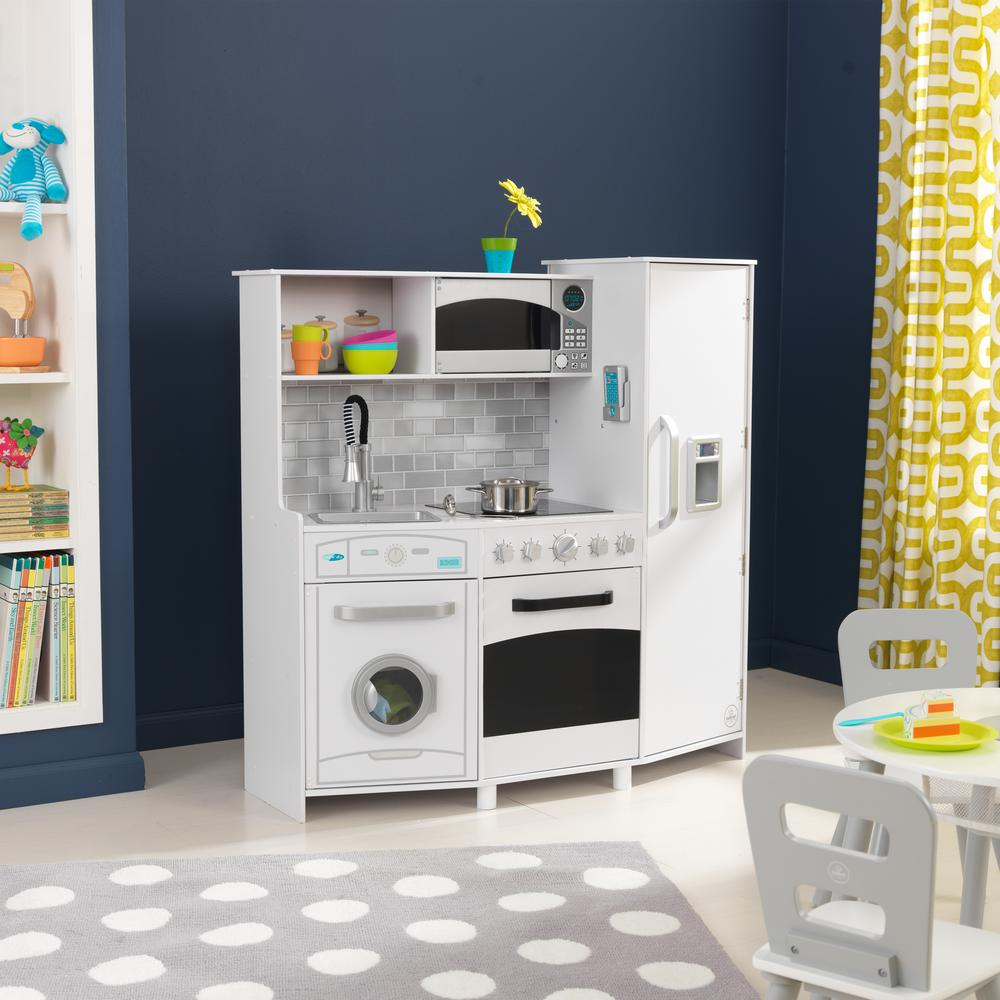 KidKraft White Large Play Kitchen