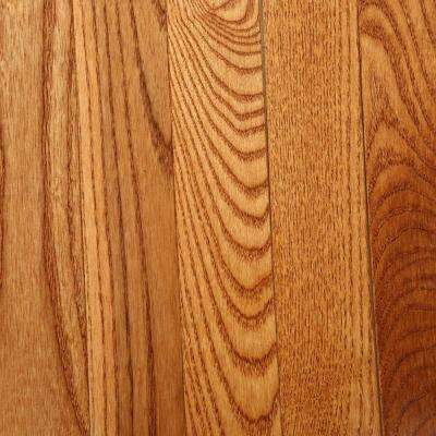 American Home Ash Gunstock 3/4 in. Thick x 2-1/4 in. Wide x Random Length Solid Hardwood Flooring (20 sq. ft. / case)