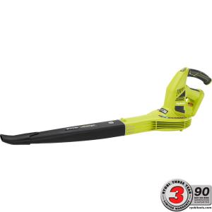 Ryobi ONE+ 150 MPH 200 CFM 18-Volt Lithium-Ion Hybrid Leaf Blower/Sweeper - Battery and Charger Not Included by Ryobi
