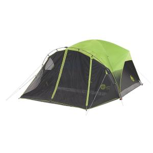 Click here to buy Coleman Carlsbad Fast Pitch 10 foot by 9 foot 6-Person Dome Tent with Screen Room by Coleman.