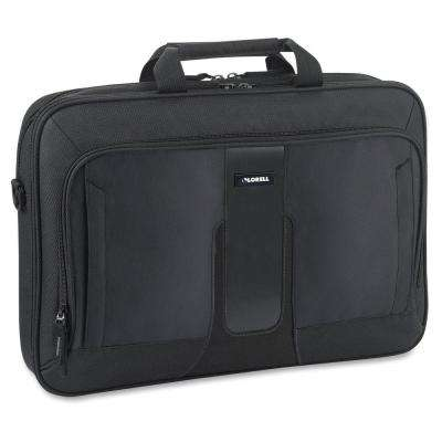 17.3 in. Polyester Carrying Case, Black