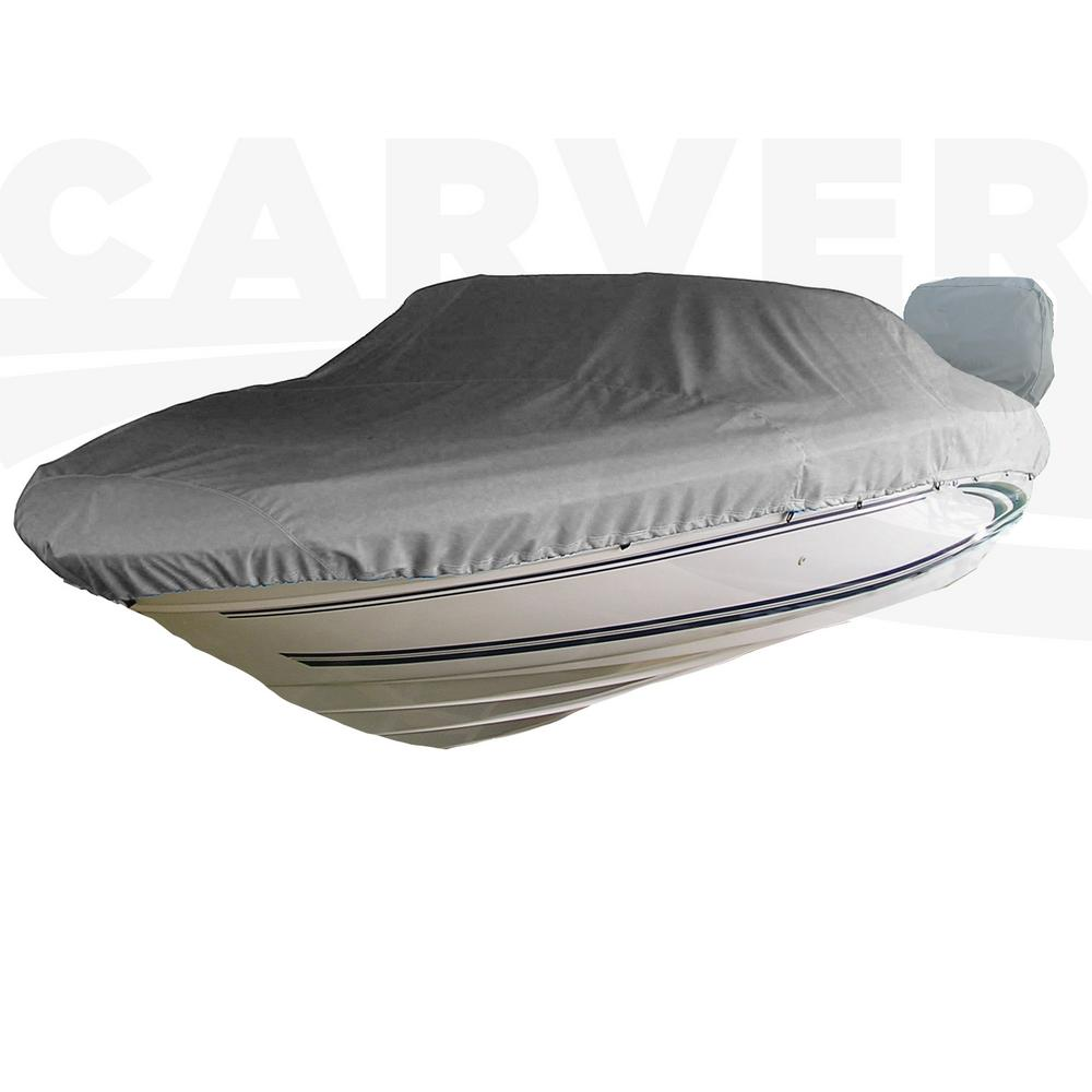 Centerline 24 ft. 6 in. Styled-To-Fit Boat Cover for V-Hull Runabout