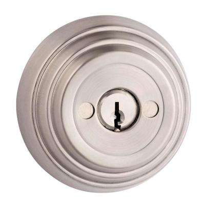 Double Cylinder Stainless Steel Gate Deadbolt