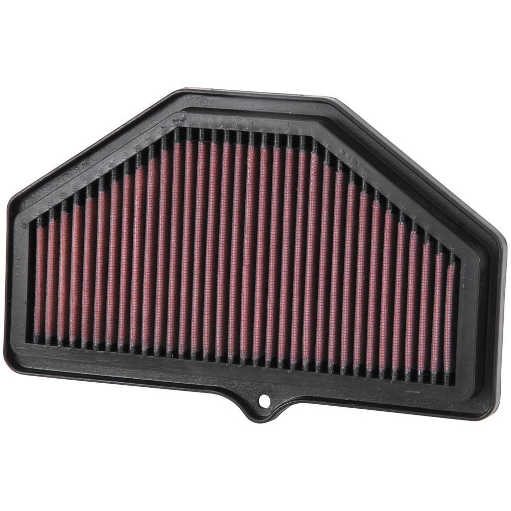 K&N 04-05 Suzuki GSXR600/GSXR750 Replacement Air Filter