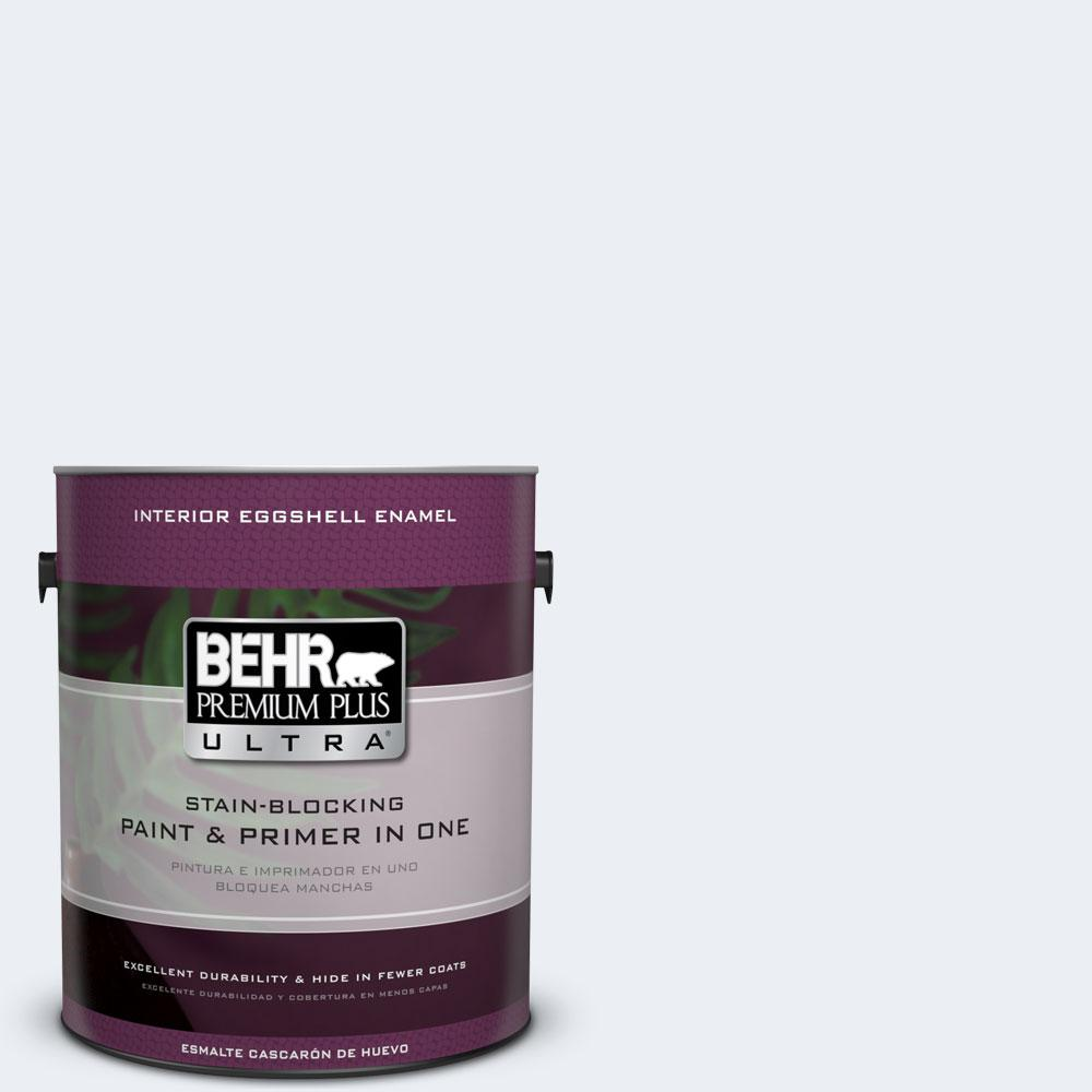 BEHR Premium Plus Ultra 1-gal. #560E-1 Little Dipper Eggshell Enamel Interior Paint