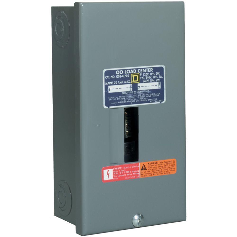 square d individual subpanels qo24l70scp 64_300 square d qo 30 amp 2 space 2 circuit indoor main lug load center