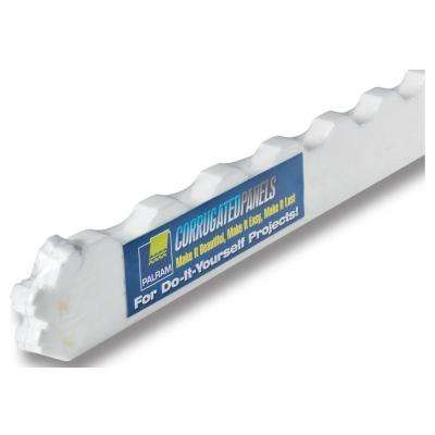 36 in. Horizontal Foam Closure Strips (5-Pack)