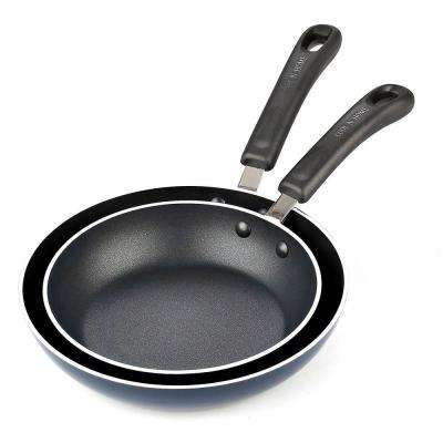 2-Piece Nonstick Saute Pan Set