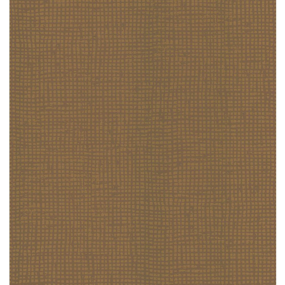 National Geographic Cordel Tawny Weave Wallpaper Sample