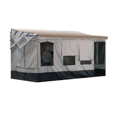 134 in. Carefree Vacation'r RV Room