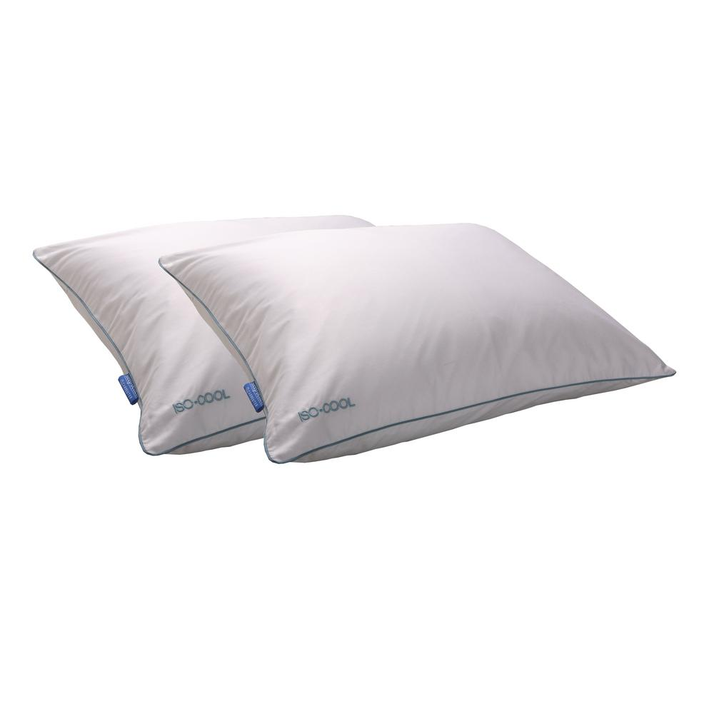 Isotonic Polyester Queen Pillow (Set of 2)