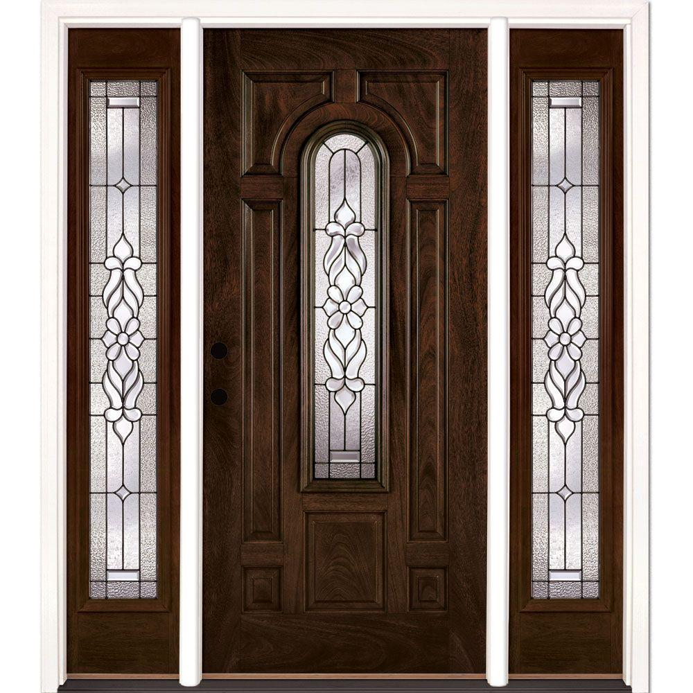 Feather River Doors 67 5 In X 81 625 In Lakewood Patina