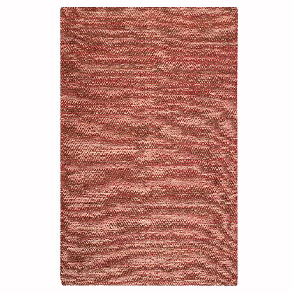 Home Decorators Collection Zigzag Red 4 ft. x 6 ft. Area Rug