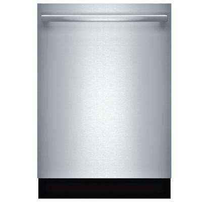 800 Series Top Control Tall Tub Bar Handle Dishwasher in Stainless Steel with Stainless Steel Tub and 3rd Rack, 39dBA
