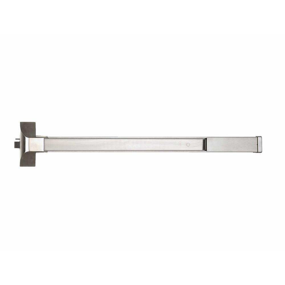 48 in. Stainless Steel Fire Rated Grade 1 Rim Exit