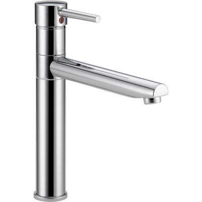 Trinsic Single-Handle Kitchen Faucet in Chrome