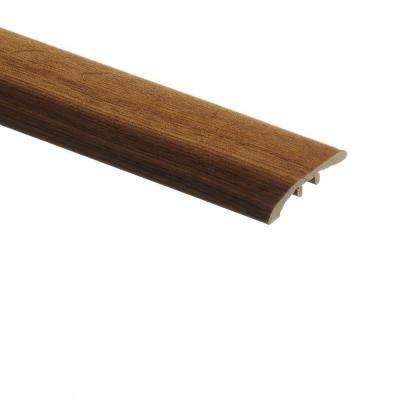 Markum Oak Medium/Perfect Oak 5/16 in. Thick x 1-3/4 in. Wide x 72 in. Length Vinyl Multi-Purpose Reducer Molding
