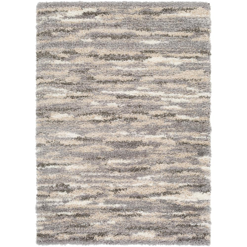 Ethna Medium Gray 5 ft. x 8 ft. Indoor Area Rug