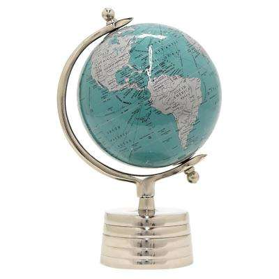 6 in. W Nickel Globe