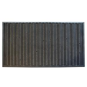 Deals on Buffalo Tools 36 in. x 60 in. Commercial Rubber Scraper Mat