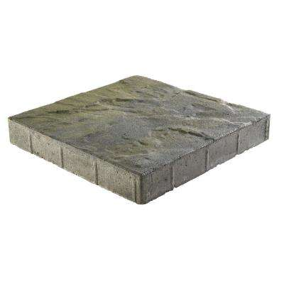 Taverna 16 in. L x 16 in. W x 50 mm H Square Bluestone Concrete Step Stone ( 72-Piece/124 ft./Pallet )