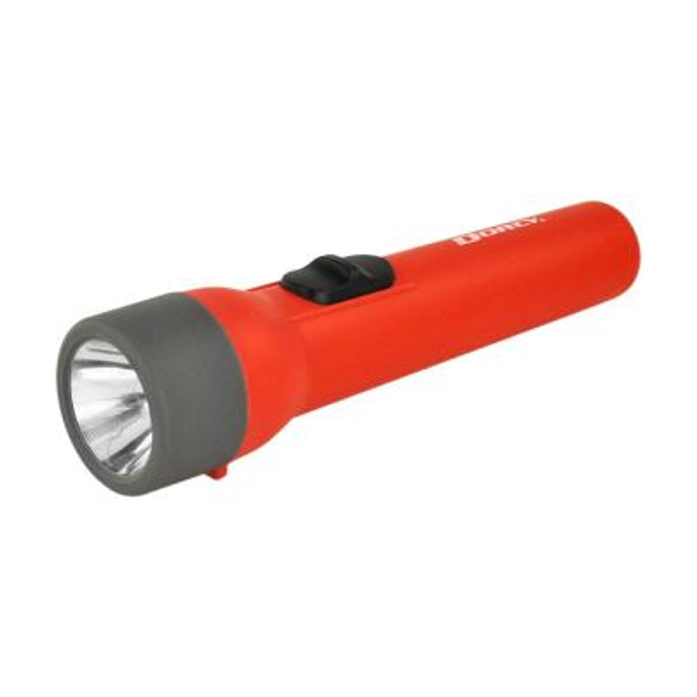 Deluxe High Impact Resin LED Flashlight, Blue