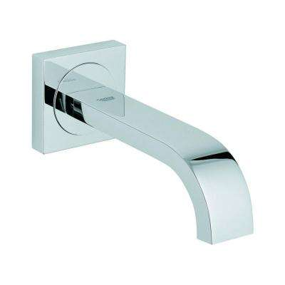 Allure Wall-Mounted Tub Spout in StarLight Chrome