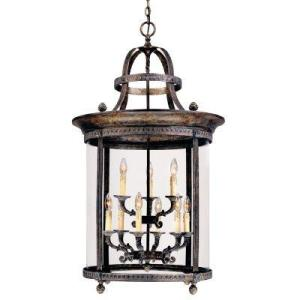 french country influence hanging lantern