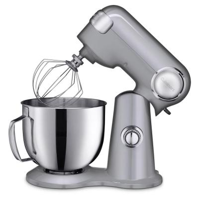 5.5 Qt. 12-Speed Brushed Chrome Stand Mixer