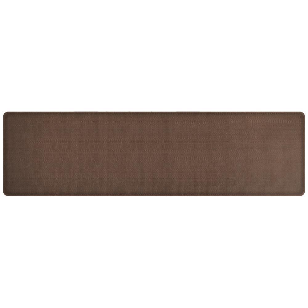 Gel Pro Kitchen Mat: GelPro Classic Rattan Redwood 20 In. X 72 In. Comfort