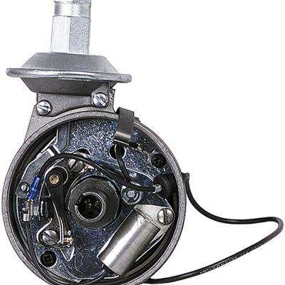 Remanufactured Distributor(Point Type)