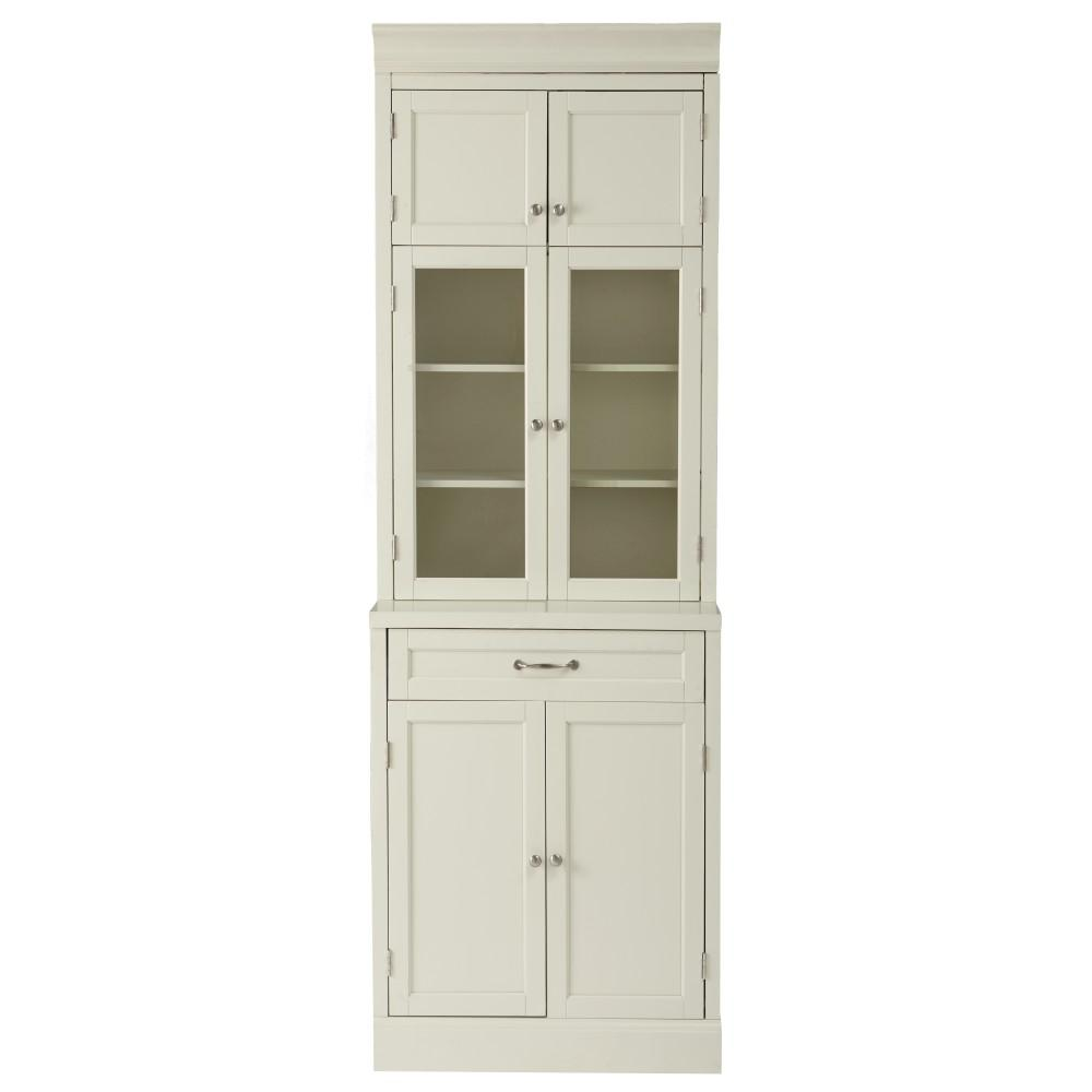 Home decorators collection royce true white 1 drawer modular cabinet sk19192a tw the home depot