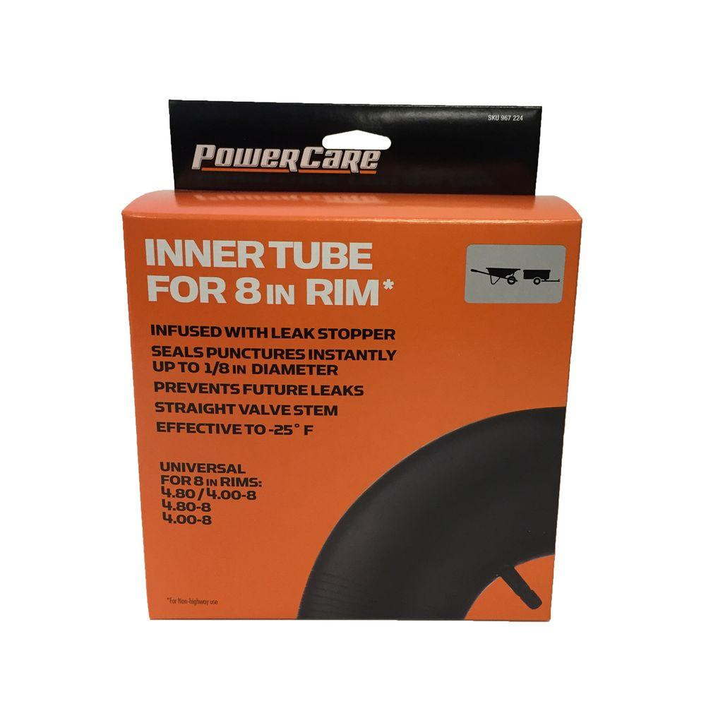 Power Care 4 80 4 In To 8 In Wheelbarrow Inner Tube With Sealant