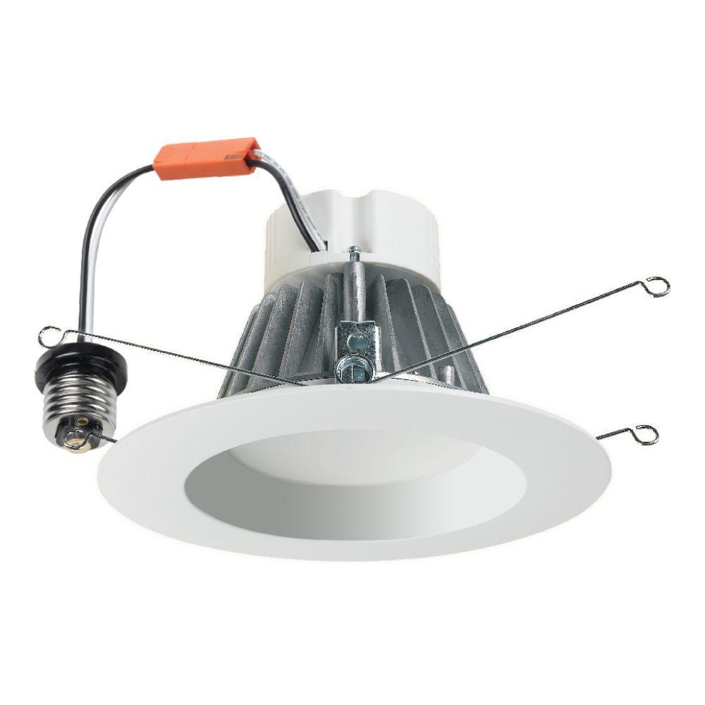 5/6 in. Soft White 13-Watt Recessed LED Down Light Kit