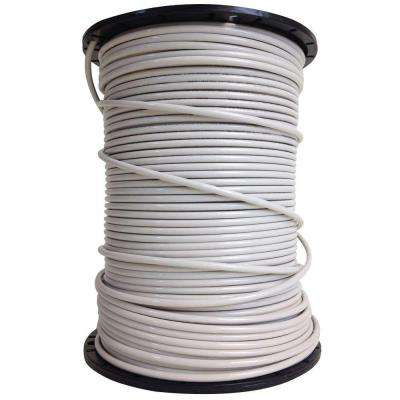 500 ft. 10 White Solid CU THHN Wire