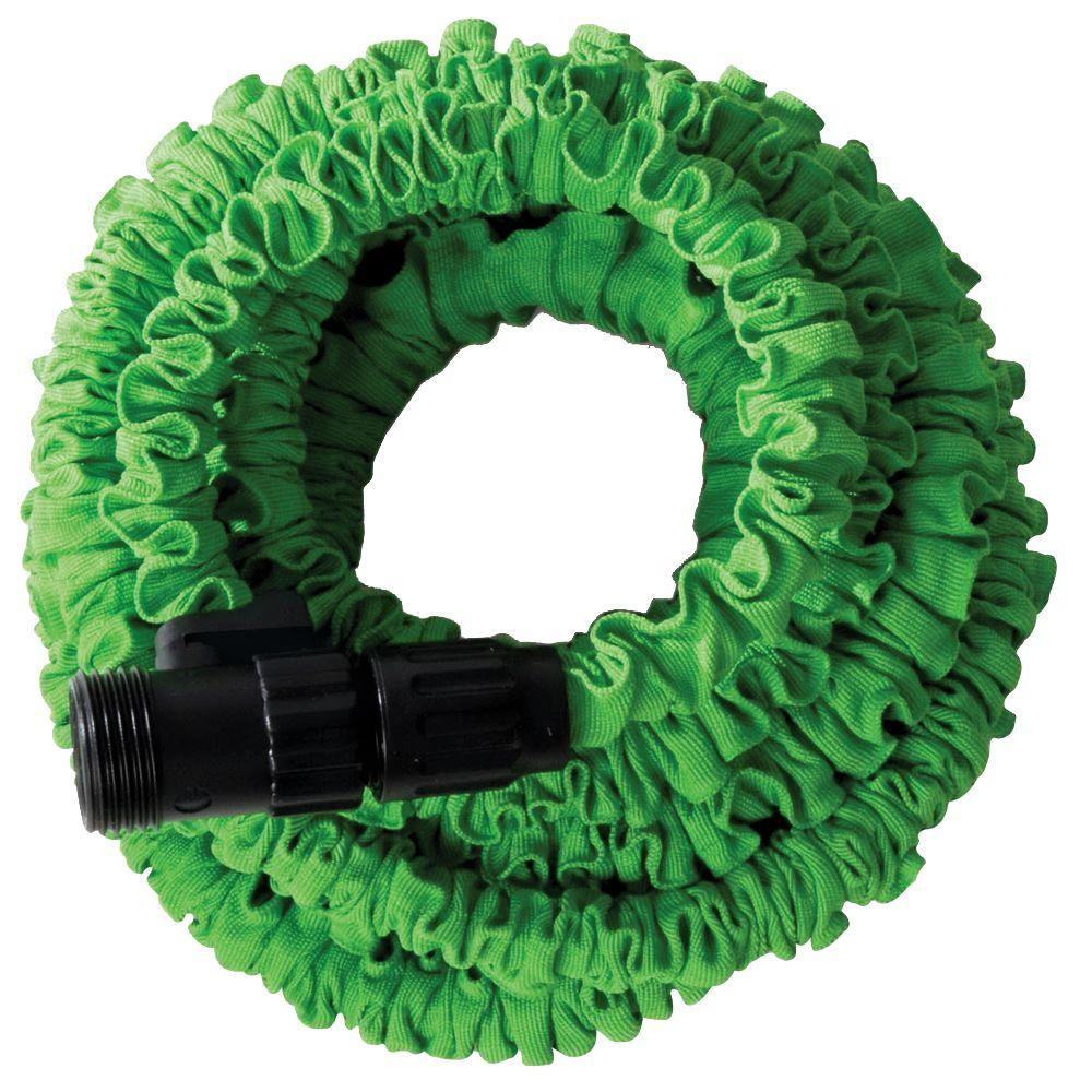 easy flexible garden hose home depot. Flexible Water Hose with Nozzle 12 ft  flxh 25 4 00268 11 The