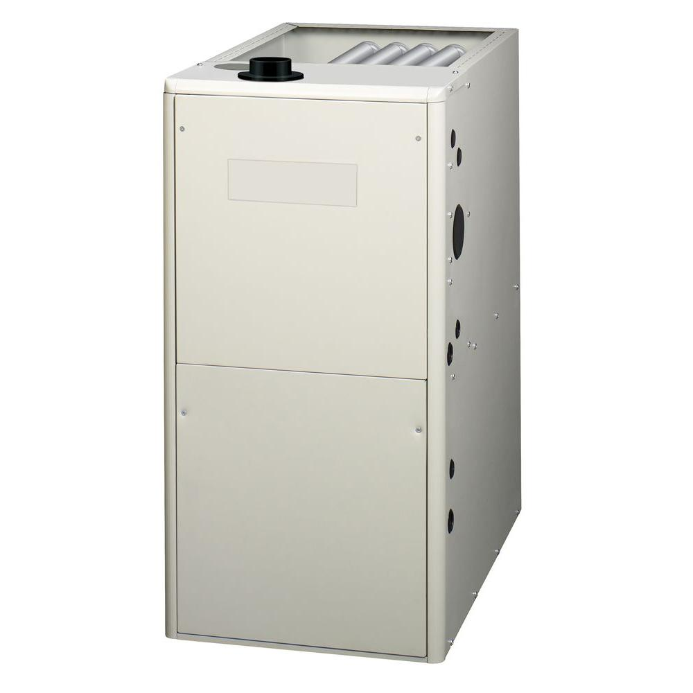 95% AFUE 80,000 BTU 2-Stage Upflow/Horizontal Residential Natural Gas Furnace