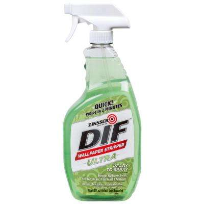 32 oz. DIF Ultra Wallpaper Stripper Spray (Case of 6)
