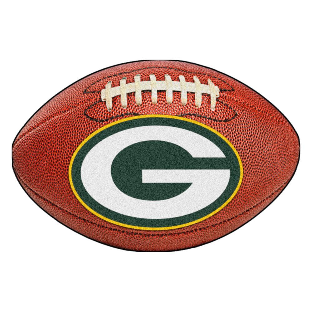 Houston Texans Football Rug 20.5x32.5 Non Skid Backing