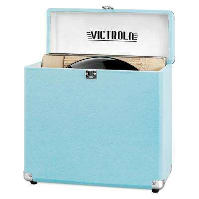 Storage Case for Vinyl Turntable Records
