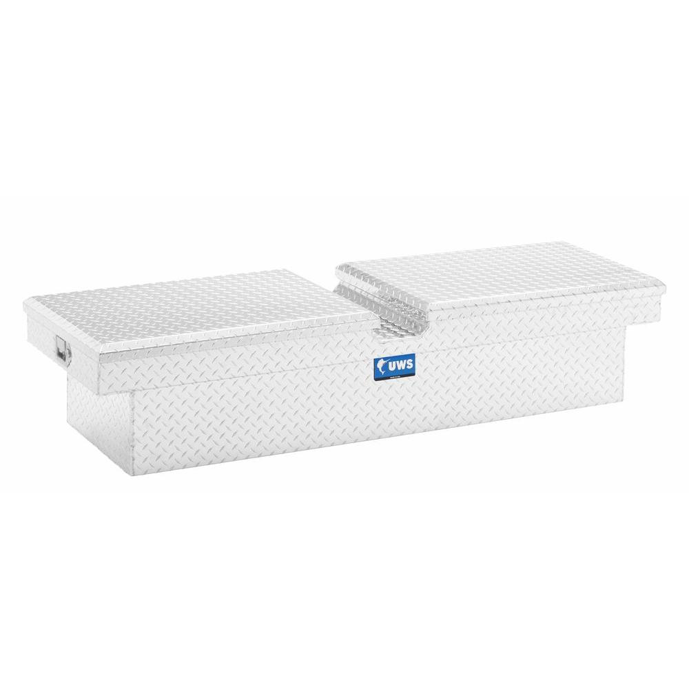 UWS 60 in. Aluminum Gullwing Crossover Tool Box