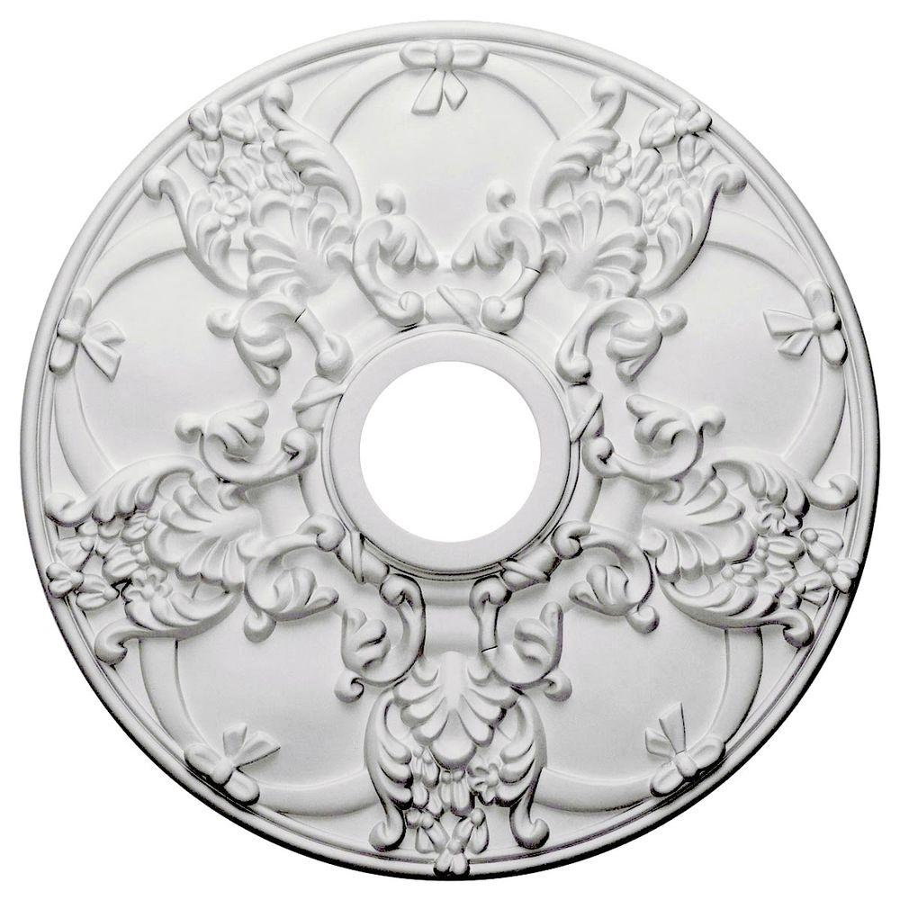 18 in. Norwich Ceiling Medallion