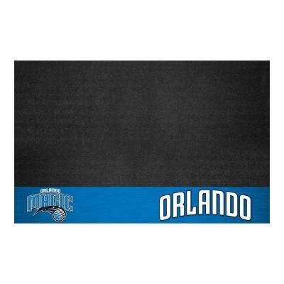 Orlando Magic 26 in. x 42 in. Grill Mat