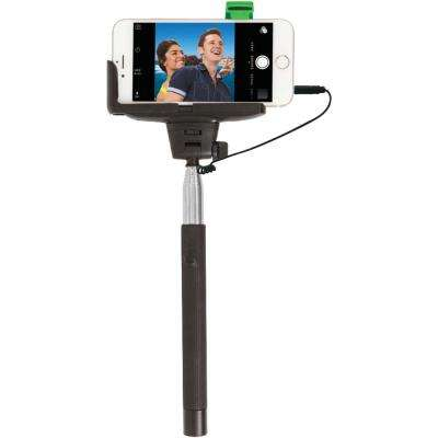 iPhone 4/5/5s/6 4.7 in./6s and Samsung Galaxy S Iii/4 Selfie Stick with Wired Shutter