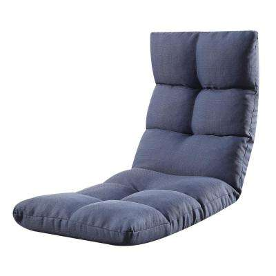 Blue Morris Gaming Floor Chair